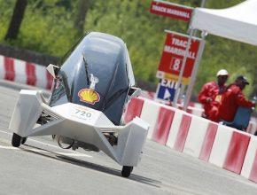 auto Shell Eco-Marathon EcoMotion Cena za design