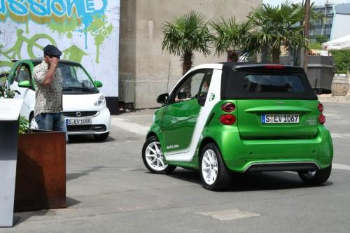 Smart ED Berlín test