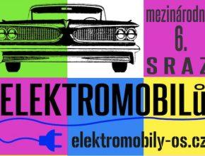 auto elektromobil mezinárodní sraz elektromobilů Občanské sdružení elektromobily Sedlec-Prčice 7. července