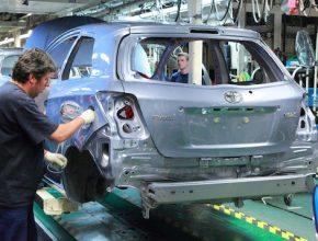auto výroba Toyota Yaris ve Francii