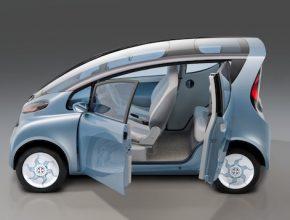 elektromobil Tata eMO