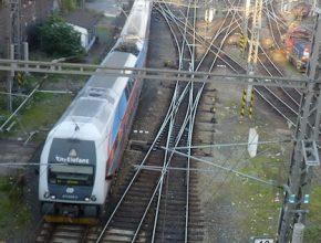 železnicevlakypraha