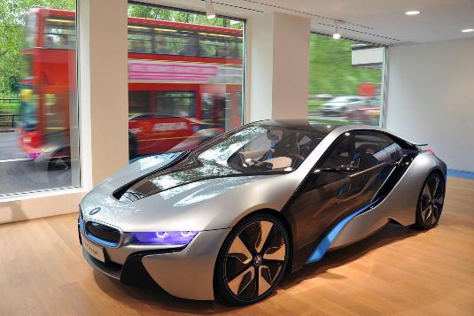 """BMW """"i"""" Store"""