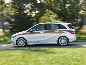 Mercedes-Benz E-Cell Plus