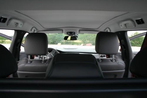 Peugeot 508 RXH test
