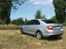 test Škoda Rapid