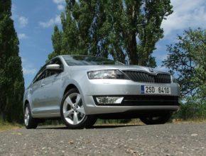 test první dojmy Škoda Auto Rapid