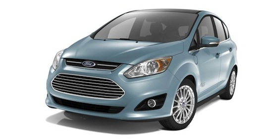 auto hybrid 2013 Ford C-MAX Energi