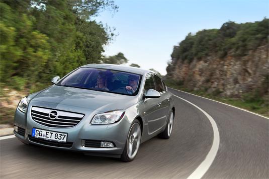 auto na plyn Opel Insignia ecoFLEX LPG