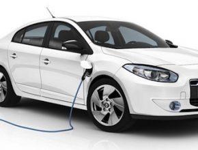 auto elektromobil Renault Fluence ZE stanice pro výměnu baterií Better Place