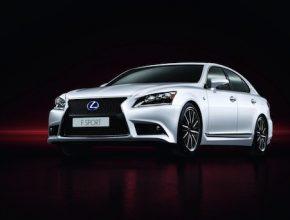 auto hybrid Lexus LS