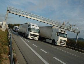 auto mýtné brány v České republice