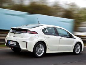 auto plug-in hybrid Opel Ampera