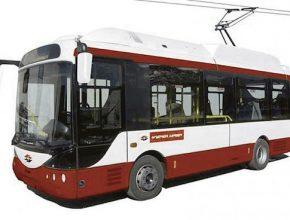 citybus elektrobus vídeň