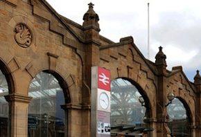 Sheffield nádraží