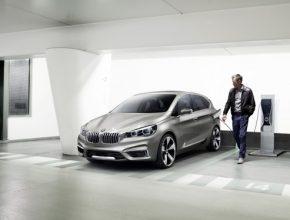BMW Active Tourer plug-in hybrid