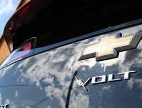 test Chevrolet Volt plug-in hybrid