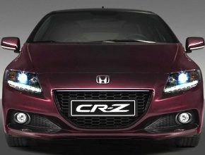 auto hybrid 2013 Honda CR-Z teaser