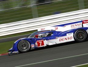 auto hybrid Toyota Denso TS030 závodní hybrid