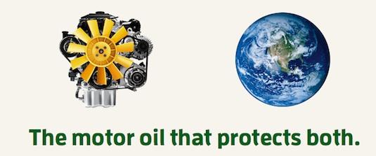 auto recyklovaný olej EcoPower