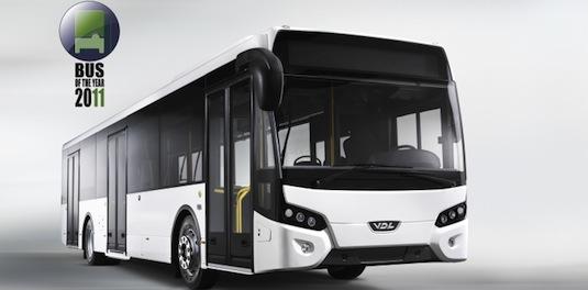 auto hybrid autobus Citea SLF