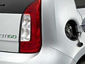 auto na plyn Škoda Citigo CNG Green tec