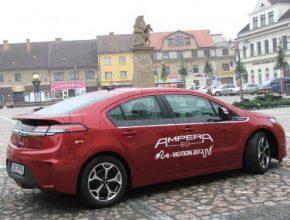 test Opel Ampera