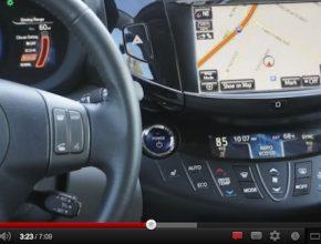 auto elektromobil Toyota RAV4 EV elektrické SUV Kalifornie
