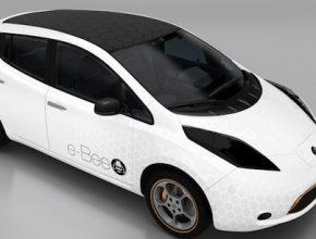 elektromobil Visteon e-Bee