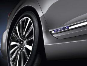 auto hybrid prodeje hybridů Lexus Toyota