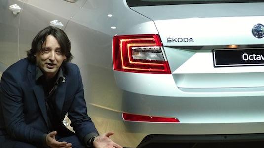 auto nová Škoda Octavia 3. generace
