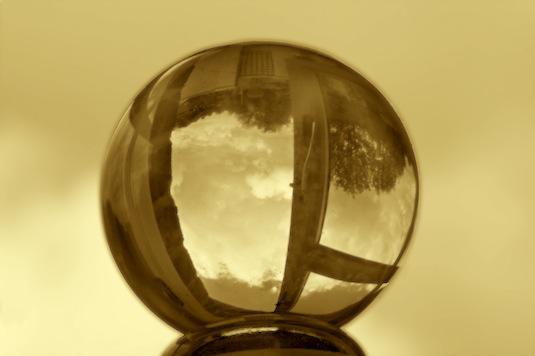 křišťálová koule