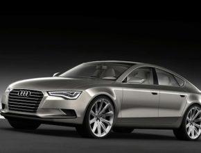 auto Audi A7 robotické auto