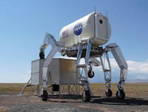 auto elektromobil NASA ATHLETE