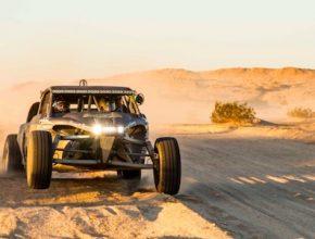 auto elektromobil elektrická pouštní bugina EV1