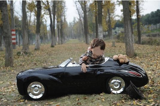 auto elektormobil hračka auto na elektřinu pro dítě