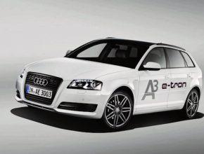 auto hybrid Audi A3 etron plug-in hybrid