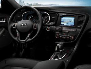 auto hybrid Kia Optima Hybrid