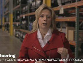 auto Kim Goering Ford recyklace komponent