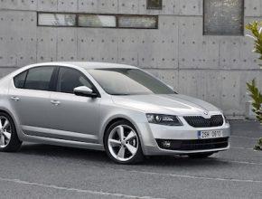 auto Škoda Octavia 3. generace ČR