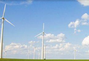 auto větrná elektrárna větrné turbíny Juhl Wind
