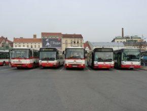 auto autobusy dopravní podnik hlavního města Prahy
