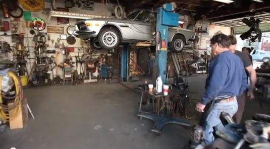 elektrická přestavba BMW 3.0 - elektromobil 800 koní