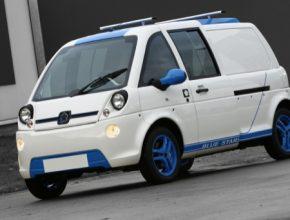 elektromobil Mia U Blue Star