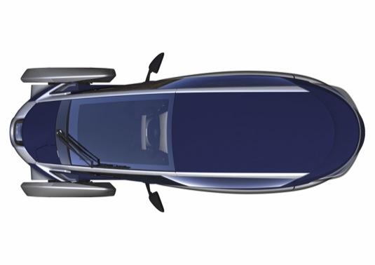 auto Toyota i Road koncept