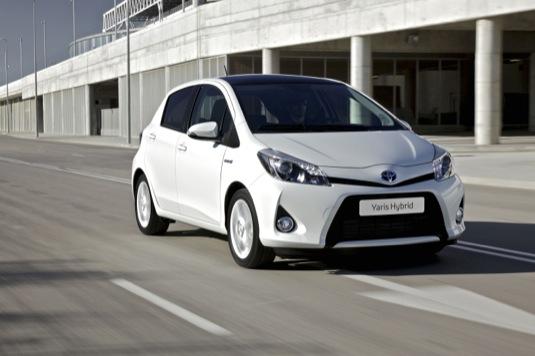 Toyota Yaris Hybrid - rekordman na českém trhu
