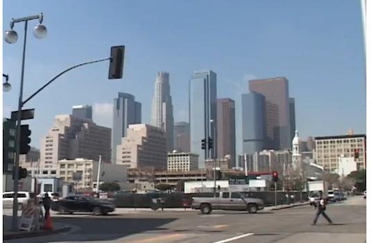 Los Angeles - první světová metropole, která synchronizovala všechny semafory