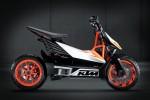 elektroskútr KTM Speed-E