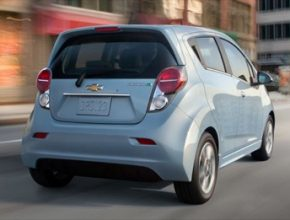 auto Chevrolet Spark EV elektromobil elektrické auto