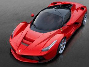 auto Ferrari LaFerrari Autosalon Ženeva 2013 hybridní supersport
